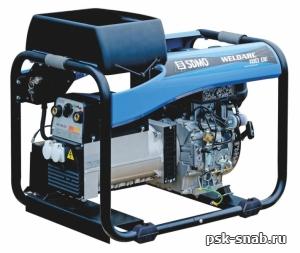 Сварочный генератор SDMO Weldarc 180 DE C