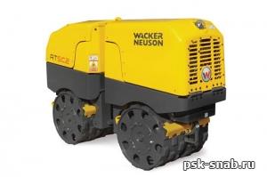 Траншейные катки с дистанционной системой управления Wacker Neuson RTx-SC2