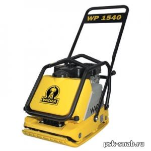 Виброплита бензиновая Wacker Neuson WP 1550W