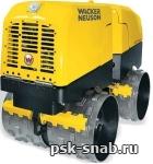Траншейные катки с дистанционной системой управления Wacker Neuson RT 82-SC