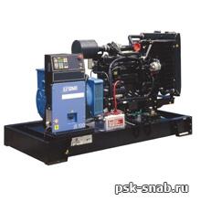 Трехфазный дизель генератор SDMO J 130K (132 кВА)