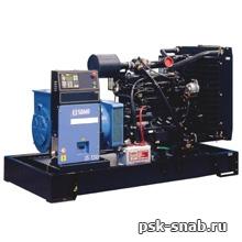 Трехфазный дизель генератор SDMO  J 165K (165 кВА)