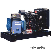 Трехфазный дизель генератор SDMO  J 200K (200 кВА)