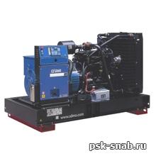 Трехфазный дизель генератор SDMO  J 220K (220 кВА)
