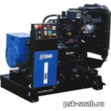 Трехфазный дизель генератор SDMO J 33 (33 кВА)