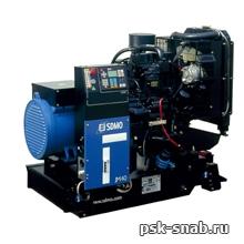 Трехфазный дизель генератор SDMO J 44K (44 кВА)