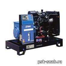 Трехфазный дизель генератор SDMO J 66K (66 кВА)