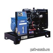 Трехфазный дизель генератор SDMO J 77K (77 кВА)