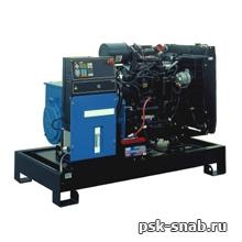 Трехфазный дизель генератор SDMO J 88K (88 кВА)