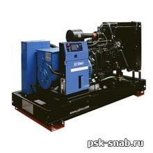 Трехфазный дизель генератор SDMO  J300K (300 кВА)