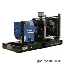 Трехфазный дизель генератор SDMO  J400K (402 кВА)