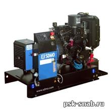 Трехфазный дизель генератор SDMO T15HK (15 кВА)