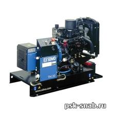 Трехфазный дизель генератор SDMO T20HK (20 кВА)