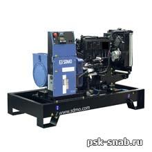 Трехфазный дизель генератор SDMO T33K (33 кВА)