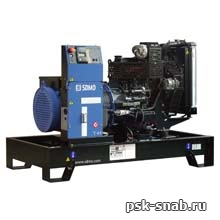 Трехфазный дизель генератор SDMO Т44К (44 кВА)