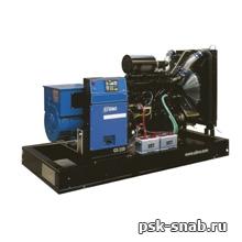 Трехфазный дизель генератор SDMO  V275C2 (275 кВА)
