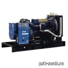 Трехфазный дизель генератор SDMO  V410C2 (413 кВА)