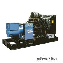 Трехфазный дизель генератор SDMO  V500C2 (495 кВА)