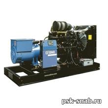 Трехфазный дизель генератор SDMO  V550C2 (550 кВА)