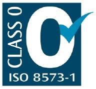 Атлас Копко - стала первым производителем, получившим сертификат класса очистки 0