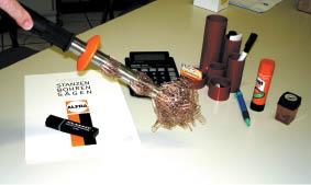 Магнитный инструмент для снятия стружки
