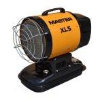 XL5 - новый инфракрасный нагреватель воздуха MASTER