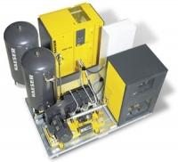 Sigma PET Air: недорогой сжатый воздух для выдувных машин